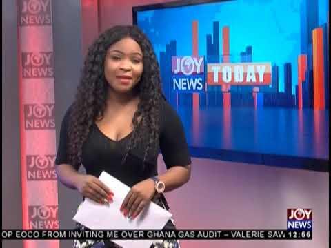 Joy Entertainment Today (10-10-18)