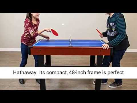 Hathaway Multi Game Table Review