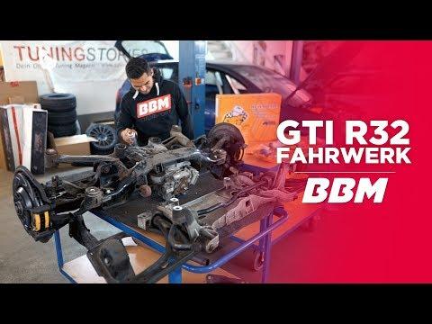Golf 5 GTI R20 SuperPro Update   Part 5 by BBM
