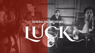 American Authors - Luck (Piano Cover)