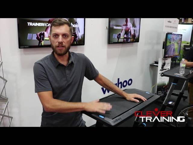 Видео Стол Wahoo Indoor Cycling Desk черный