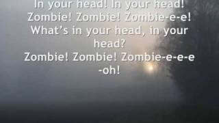 The Cranberries-Zombie +Lyrics