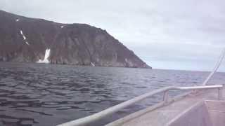 25 июля 13 на лодках в Наукан 3)