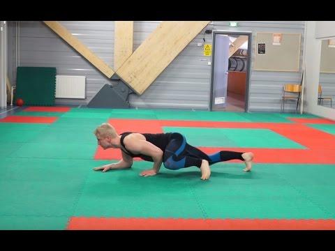 【可動域向上&安定性強化】自分の体を極めよう!アニマルトレーニング