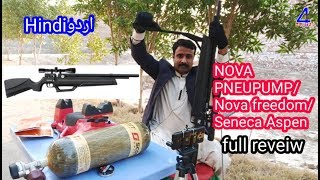 Nova PNEUPUMP/nova Freedom/seneca Aspen Full Reveiw In Urdu Hindi