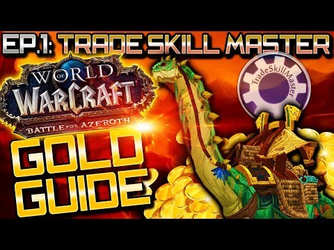 Download Trade Skill Master 3 Tutorial Ep 1 Setting Up Tsm Addon