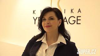 Andrea Kalivodová – modelácie pŕs