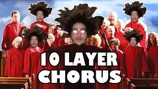 Church Choir Effect in Logic Pro X! (10 Layers)