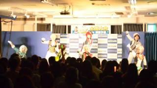 第3回アニメイトパフォーマンスカーニバル関西予選ダンス部門「affekt♪7」