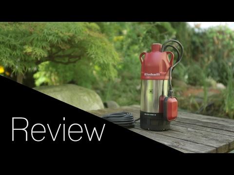 Einhell Tauchdruckpumpe GC-DW900N  REVIEW