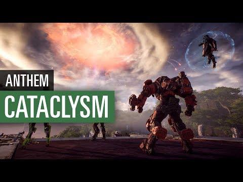 Anthem | UPDATE | Wird das Cataclysm-Event BioWares Rettung?