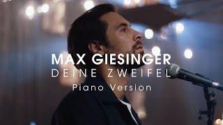 Musik-Video-Miniaturansicht zu Deine Zweifel Songtext von Max Giesinger