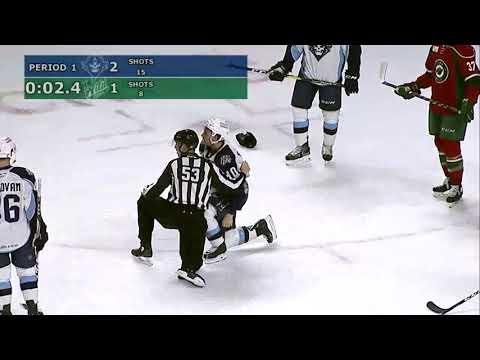 Wild vs. Admirals | Nov. 21, 2018