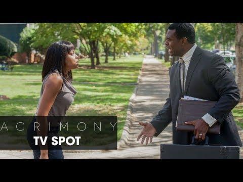 Acrimony (TV Spot 'Fury')