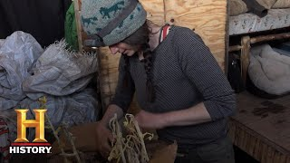 Mountain Men: Morgan And Margaret Have House Problems (Season 7, Episode 12) | History