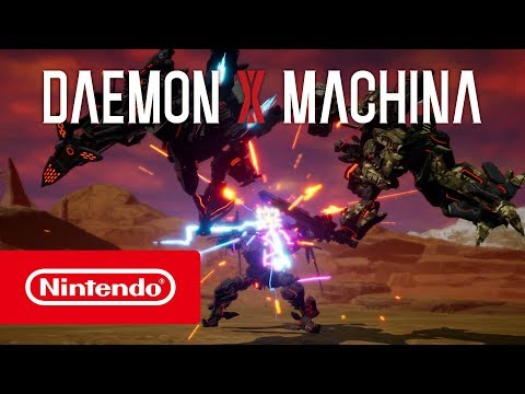 DAEMON X MACHINA - Bande-annonce de l'E3 2019 (Nintendo Switch) de Daemon X Machina