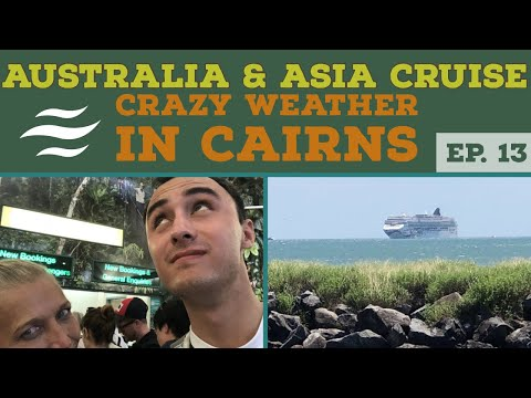 Expect the Unexpected When Traveling l Cruise to Australia l Cruise Vlog l Ep. 13
