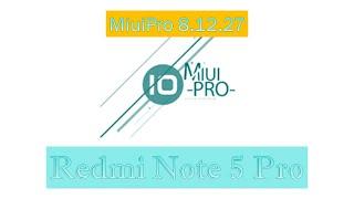 miuipro 10 redmi note 5 pro - मुफ्त ऑनलाइन वीडियो