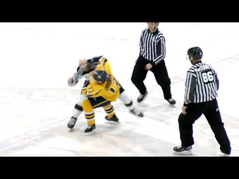 Drew Johnston vs. Felix-Olivier Chouinard