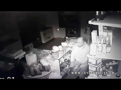 Գողություն Արարատի մարզում (տեսանյութ և լուսանկարներ)