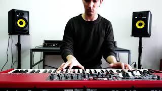 Marnik Amp Smack Gam Gam Piano Cover By Adrian Frida
