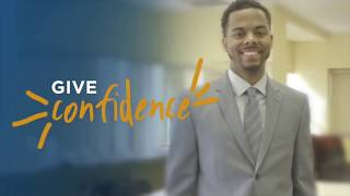 Give Confidence this Giving Tuesday