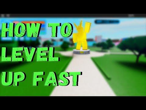 Roblox Как легко качаться в Boku No Roblox Remastered! How to level up fast!