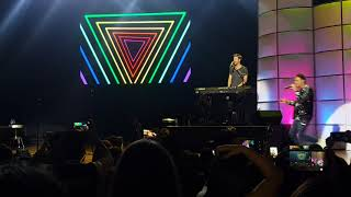 Don't Wanna Lose You Again - A1 live in Manila 2018
