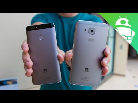 Huawei Nova and Nova Plus Hands On