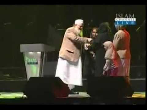 2 femme converties a l'islam