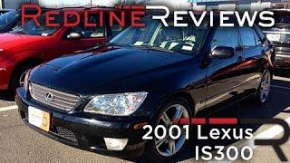 Lexus IS (XE10) 1999 - 2005
