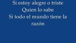 HOY QUIERO CONFESAR - ISABEL PANTOJA LETRA