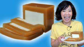 SMOOTH BREAD 🍞 - NO yeast NO flour