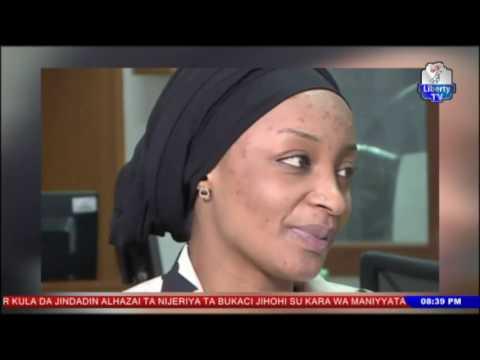 Labaran Rahama Sadau da Hausa film Mansoor | Wakilan Liberty 8th July, 2017