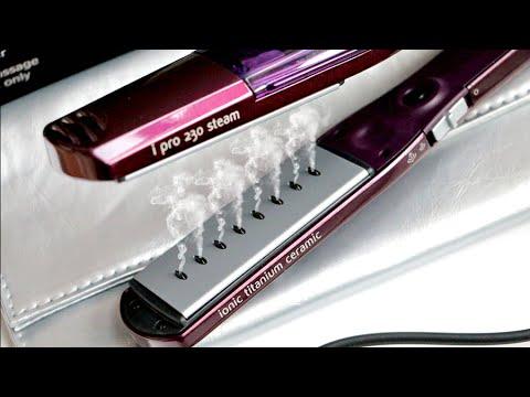 Getest: een stijltang met stoom?! Eerste indruk Babyliss i Pro 230 Steam Straightener