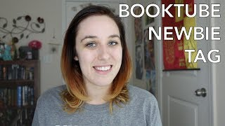 [Return To] Booktube Newbie Tag
