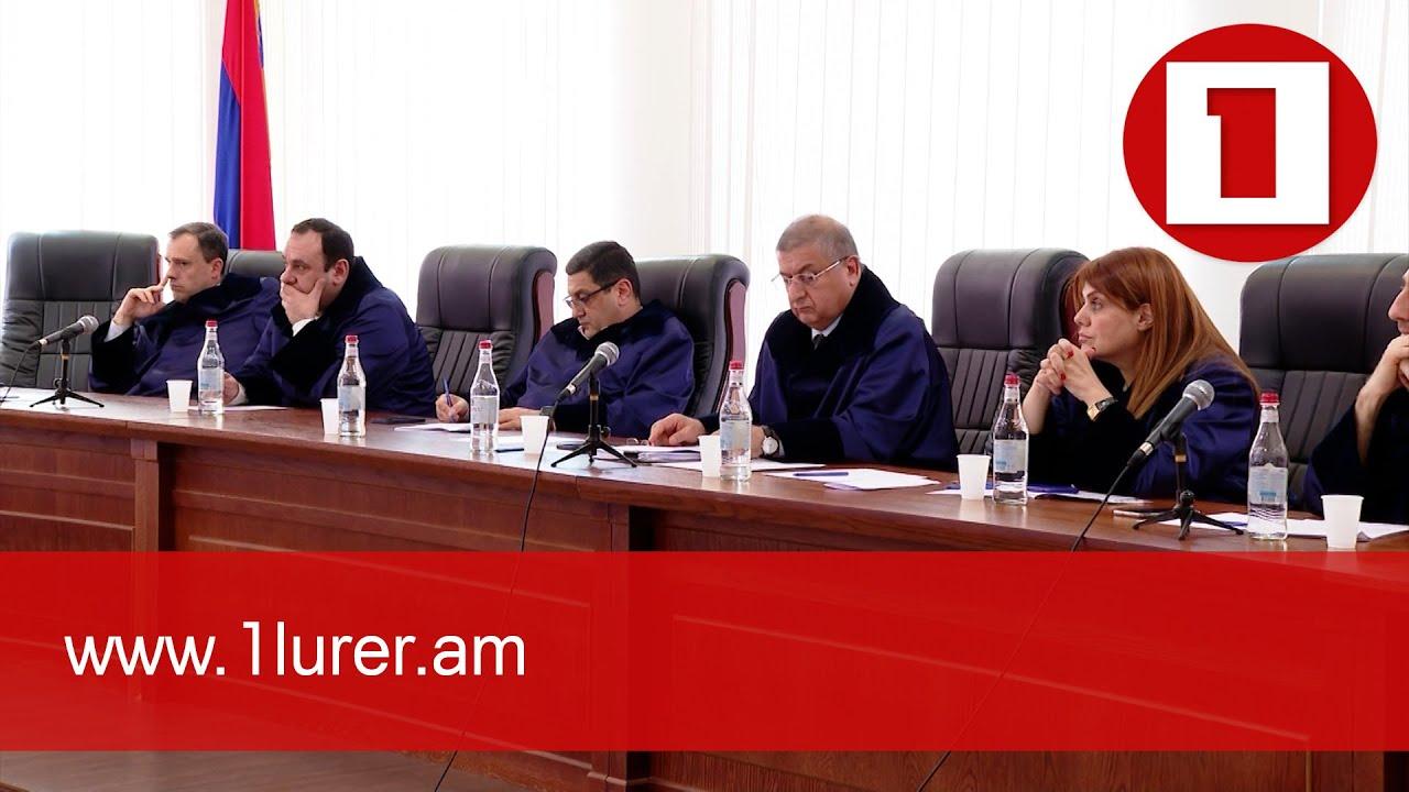Միրզոյանի ծեծի գործով դատավորին կարգապահական պատասխանատվության ենթարկելու հարցի քննություն ԲԴԽ-ում