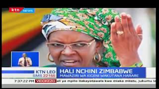 Mawaziri wa mataifa wanachama wa SADC wanakutana Harare kwa mazungumzo ya dharura
