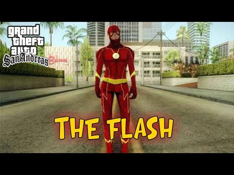 Download Mod The Flash Para Gta San Andreas Video 3GP Mp4 FLV HD Mp3