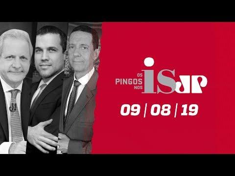 Os Pingos Nos Is - 09/08/2019 - PT e PCC juntinhos / Lula no semiaberto? (parte 2)