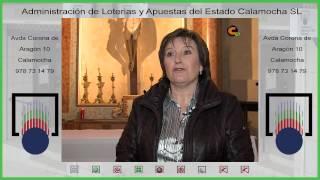 preview picture of video 'Cofradía del Santo Cristo de Calamocha'
