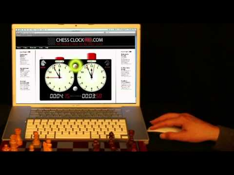 free online chess clock