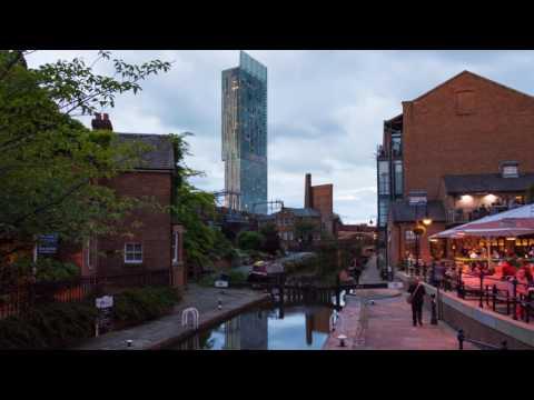 Manchester Şehir Turu