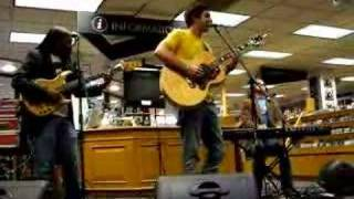 Josh Kelley - Hard Times Happen LIVE @ Borders in Seattle, WA