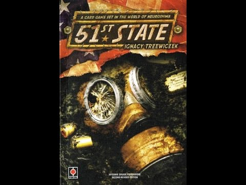 Play through of 51st state part 1