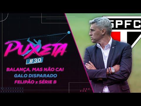 Ruim com CRESPO, pior com CENI? Flamengo ASSOMBRA o Galo no BR21? Já deu pro Felipão? #PuxetaESPN 30