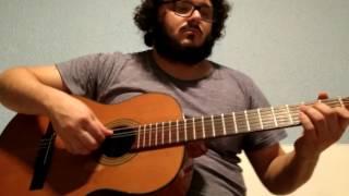Mal de mim (Djavan) - Gustavo Mugica cover