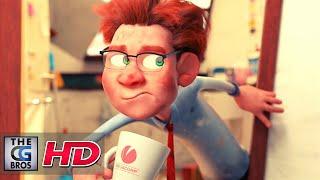 "CGI 3D Animated Short: ""Coffee Run"" - by Bomper Studio   TheCGBros"