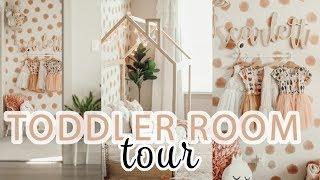 TODDLER ROOM TOUR 2019 / Caitlyn Neier