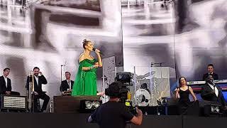 Celine Dion - Pour Que Tu M'Aime Encore - London (05/Jul/2019)